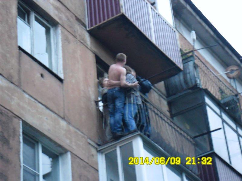 Новости - в новокузнецке предотвратили суицид (фото).