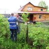 Рейд по профилактике пожарной безопасности в садоводческих товариществах Кузнецкого района (фото)