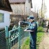 Комиссионный рейд по профилактике пожарной безопасности в посёлке Кульяновка (фото)